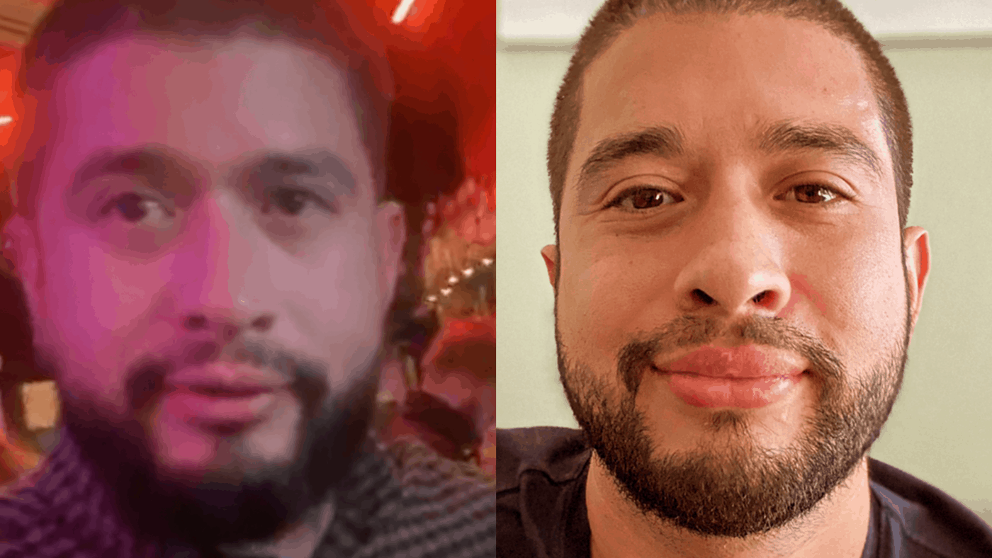 One Year Sober: Before and After